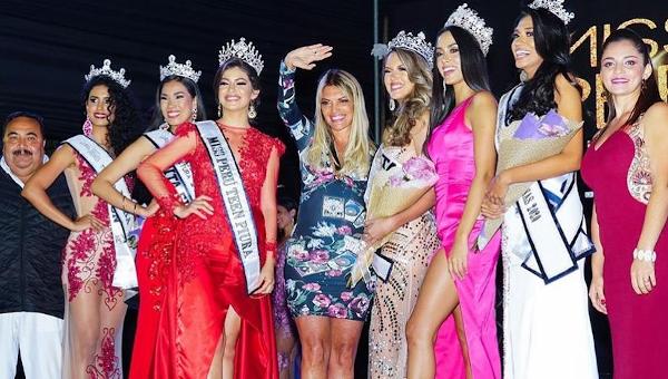 Valeria Reyes es Miss Perú Teen Piura 2020