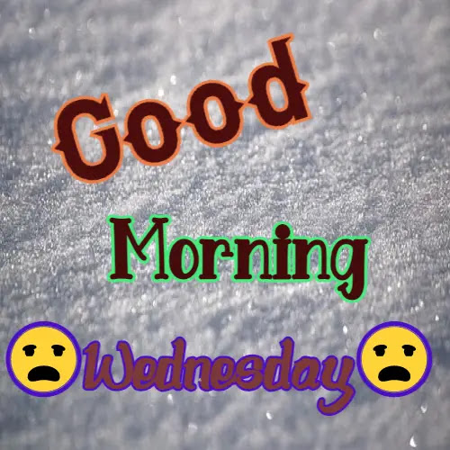 Good Morning Wednesday Images for Whatsapp Free Download