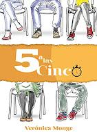 libro cinco a las cinco