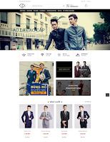 FashionShop fashion sales blogspot template