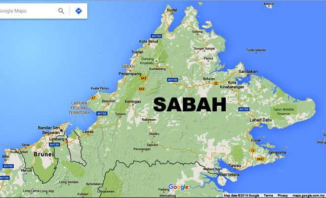 Jom ke Sabah Oriental Hotel !