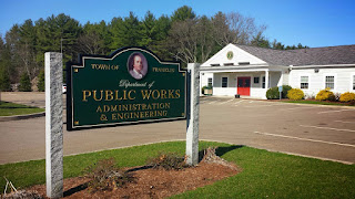 Attention Franklin: Job Opportunities within DPW, Facilities, Fire Dept