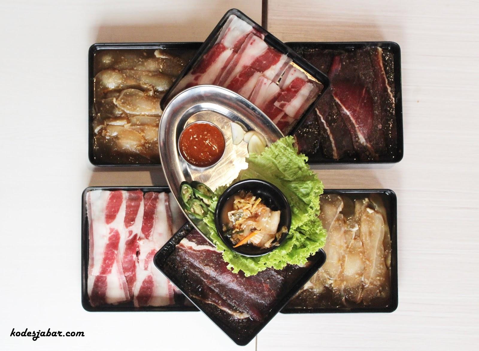 Korean BBQ Fat Oppa Cimahi