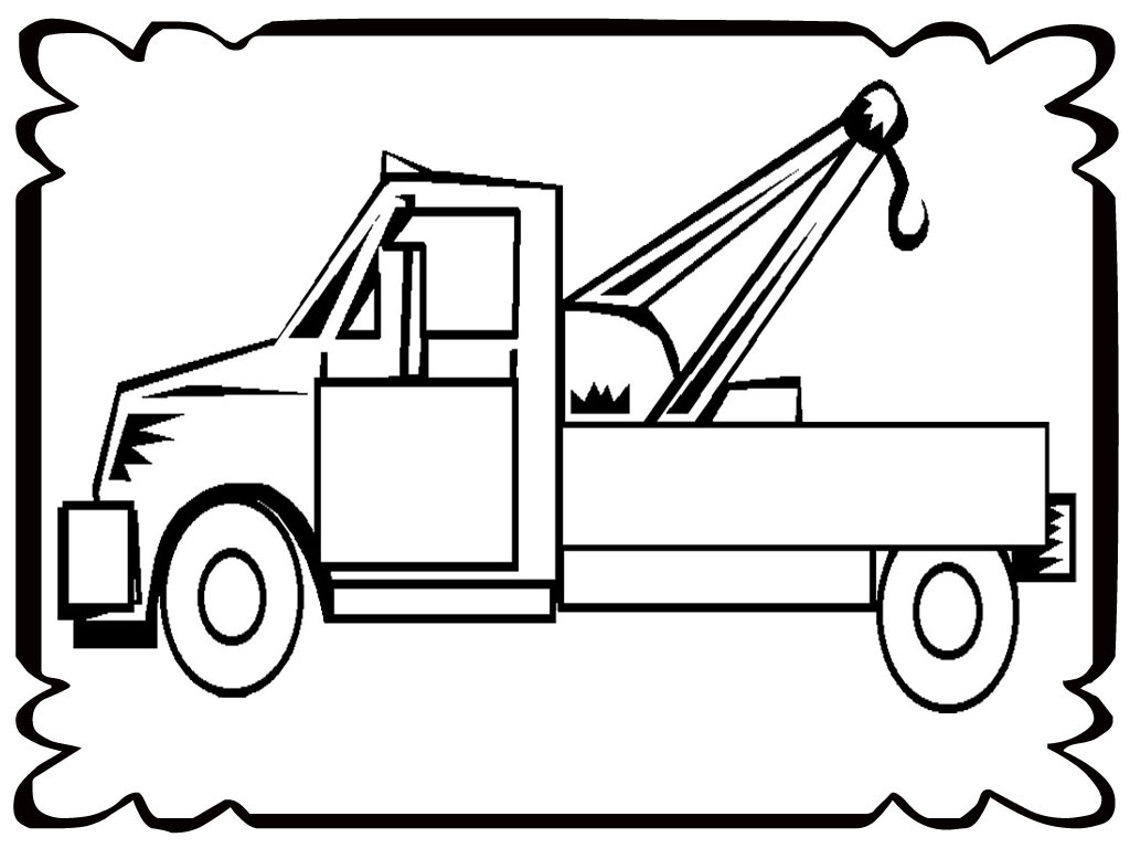 mater tow truck coloring pages coloring pages now