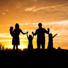 """""""A melhor coisa de nossas vidas é a família."""""""