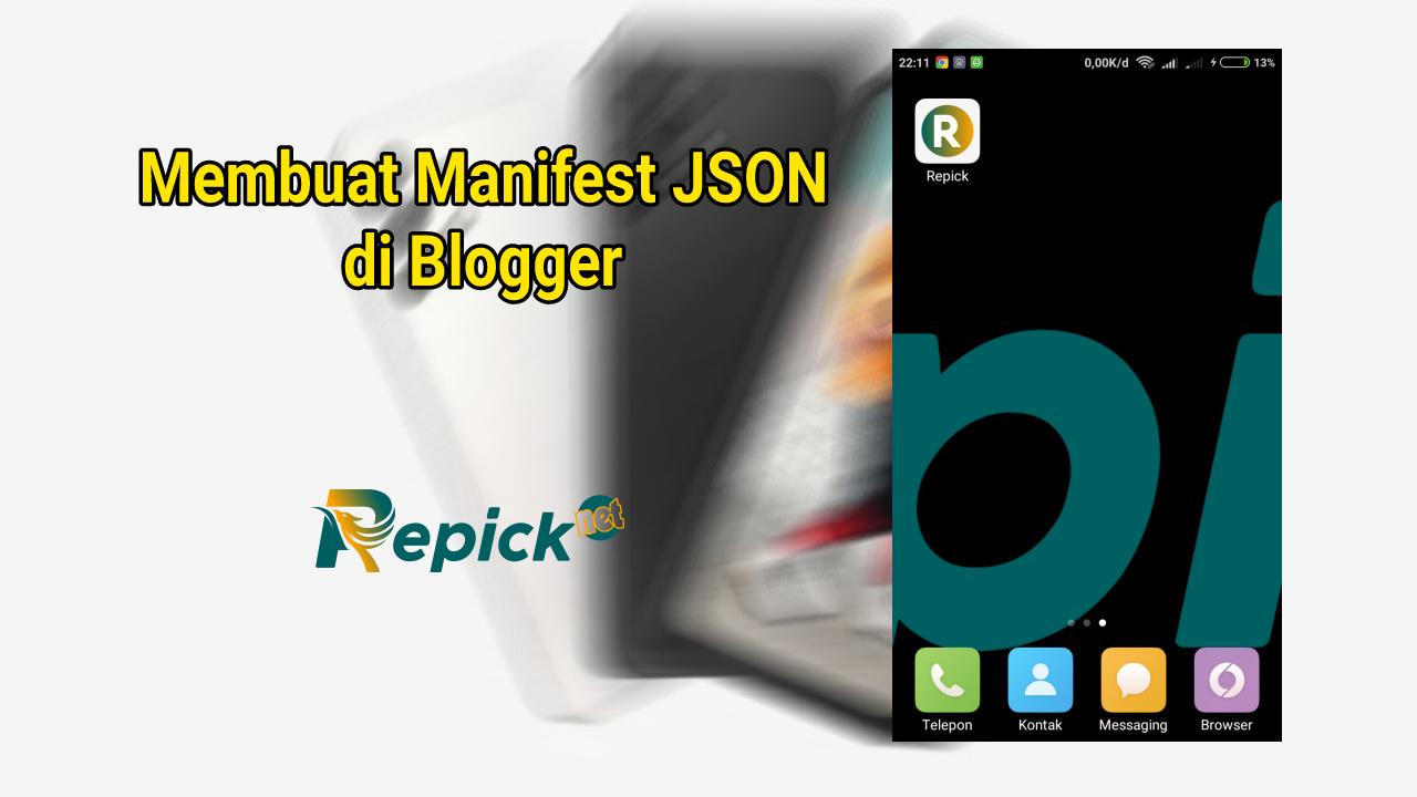 membuat-manifest-json-di-blogger