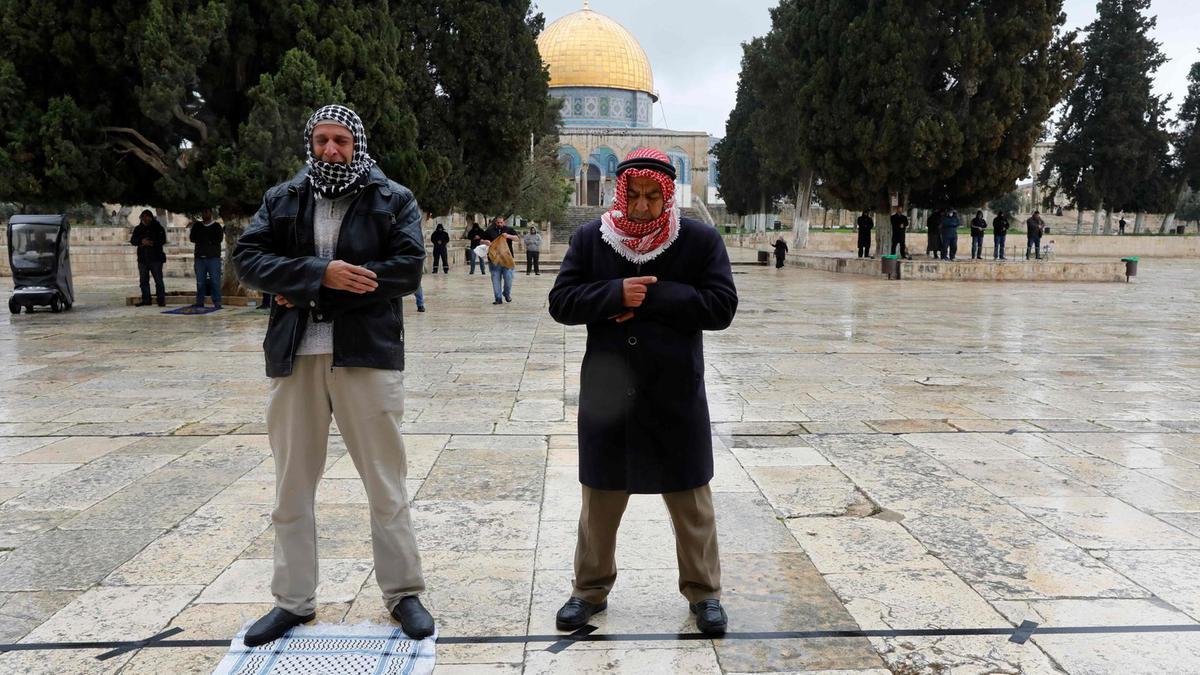 Foto: Masjid Al-Aqsa Bersiap Dibuka Lagi untuk Umum