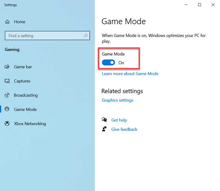 Tips To Optimize Windows 10 For Gaming & Performance