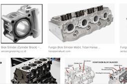 Langkah belajar PMKR dengan materi Fungsi dan jenis-jenis Blok Silinder Mobil