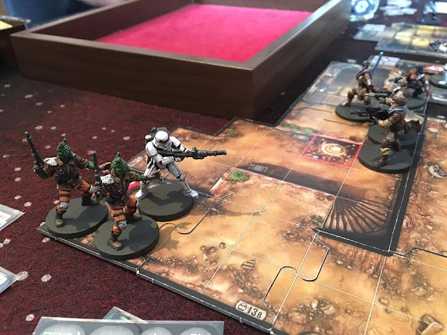 Imperial Assault from FFG Hired Guns