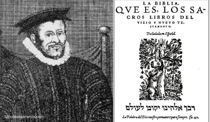 Casiodoro de Reina y la Biblia del Oso