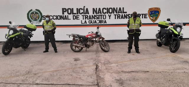https://www.notasrosas.com/Balance de procedimientos realizados en vías de La Guajira, reveló la Policía Nacional