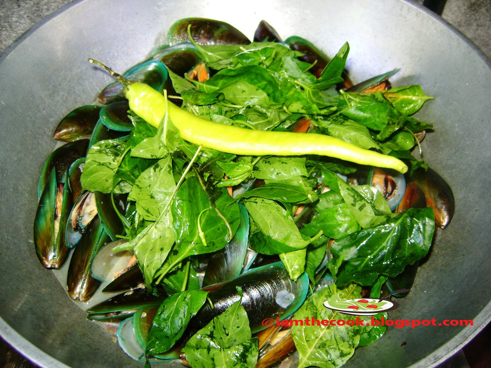how to clean fresh water mussels