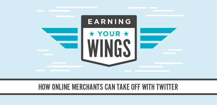 Infographic: How online merchants can take off with Twitter