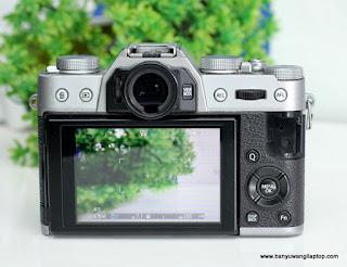 Jual kamera Mirrorles Fujifilm X-T10 Mirrorless - Banyuwangi
