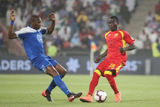 نتيجة مباراة المغرب وموريتانيا بتاريخ 15-11-2019 تصفيات كأس أمم أفريقيا