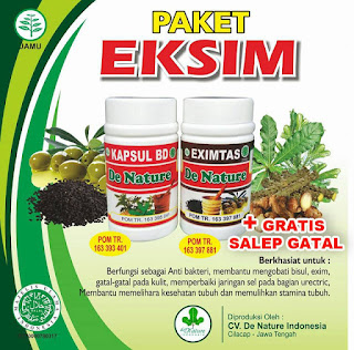 Salep Eksim Original 100 Herbal Mengobati Eksim Kudis Kurap