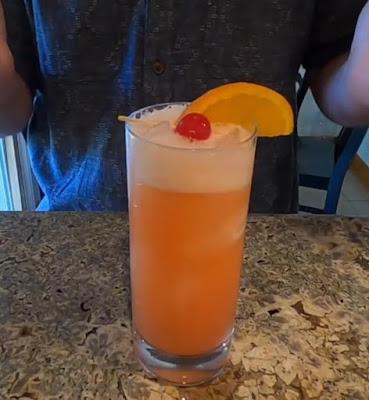 Applebees Bahama Mama Drink Recipe
