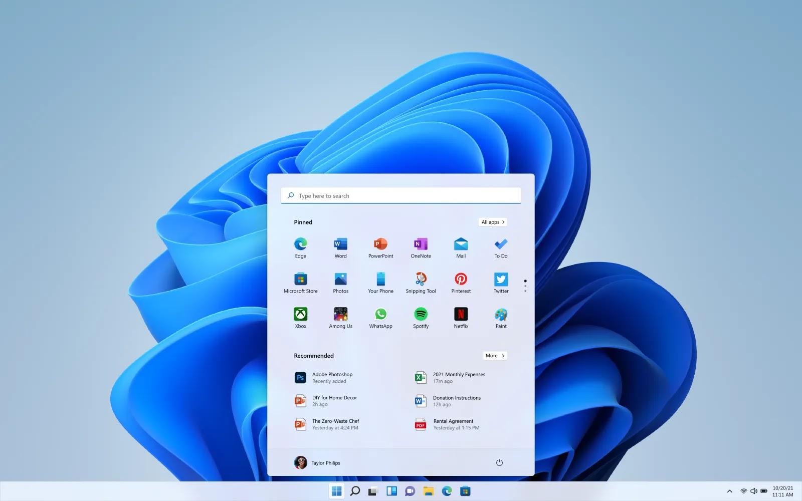 Windows 11 - تحديث مجاني لمستخدمي Windows 10 المرخصين