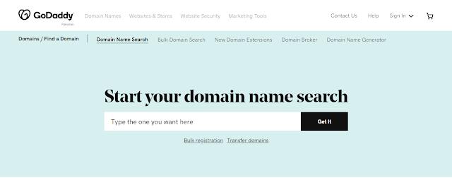 Domain for youtube alternative