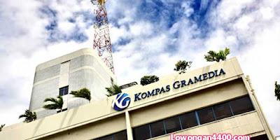 Lowongan Kerja Kompas Gramedia Group of Manufacture