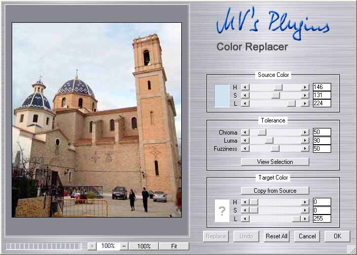 Color Replacer Photoshop Plug-In, Photoshop Plug-Ins, Photoshop Stuff