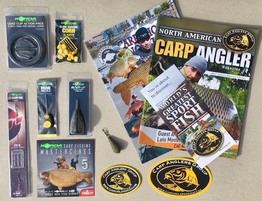 You Can Now Join CAG Through Big Carp Tackle