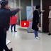 SEBARKAN !!! Video Tubuhnya Didorong Petugas Bandara Juanda, Wanita Ini Mengaku Dikenai Pungli saat akan ke Hong Kong, Berikut Kronologinya