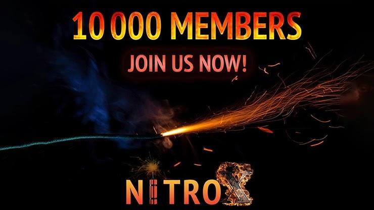 Новое достижение Nitro-X