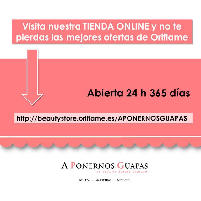 COMPRAR ORIFLAME TIENDA DE BELLEZA ON LINE