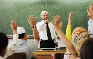 Guru adalah panutan murid