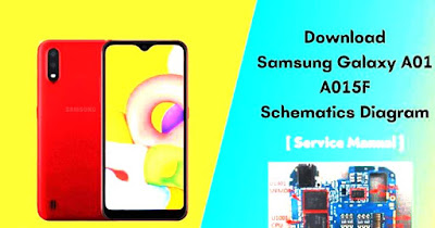 Samsung Galaxy A01 A015F Schematic Diagram Full Pack Download  Service Manual