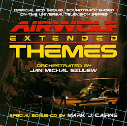 AIRWOLF EXTENDED THEMES artwork