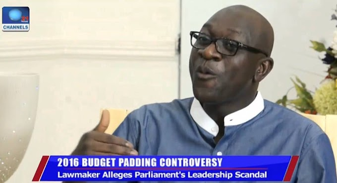 Alleged Budget Padding: Hon Jibrin Provides Evidence To Anti-graft Agencies to Nail top HoR Members