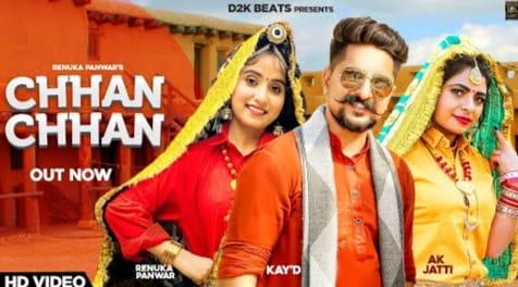 Chhan Chhan Lyrics in Hindi, Renuka Panwar, Haryanvi Songs Lyrics, Lyrics in Hindi