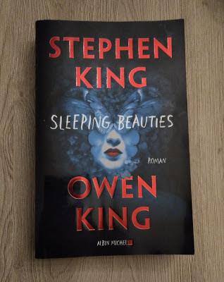 Sleeping beauties - Stephen King / Owen King roman épouvante thriller suspens aurora