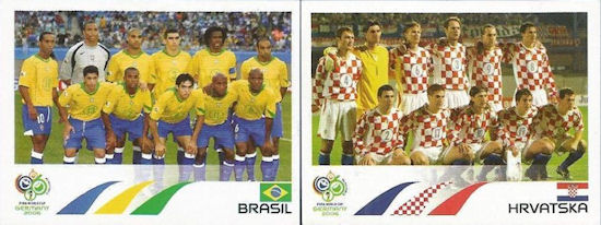 514 Panini WORLD CUP 2006-Jean-Paul Abalo Togo no