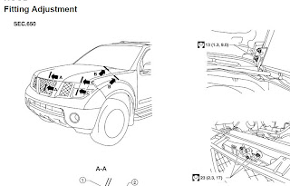 repair-manuals: Nissan Pathfinder R51 2007 Repair Manual