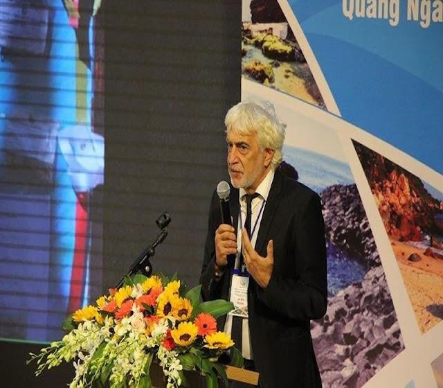 URCA concede Título de Doutor Honoris Causa ao francês Guy Martini, idealizador do conceito de geoparques no mundo
