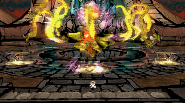 OKAMI HD PC Game Free Download Screenshot 3