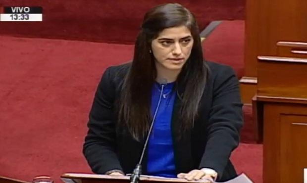 El pleno del Congreso desestimó la moción de censura a la ministra de Economía y Finanzas (MEF), María Antonieta Alva.