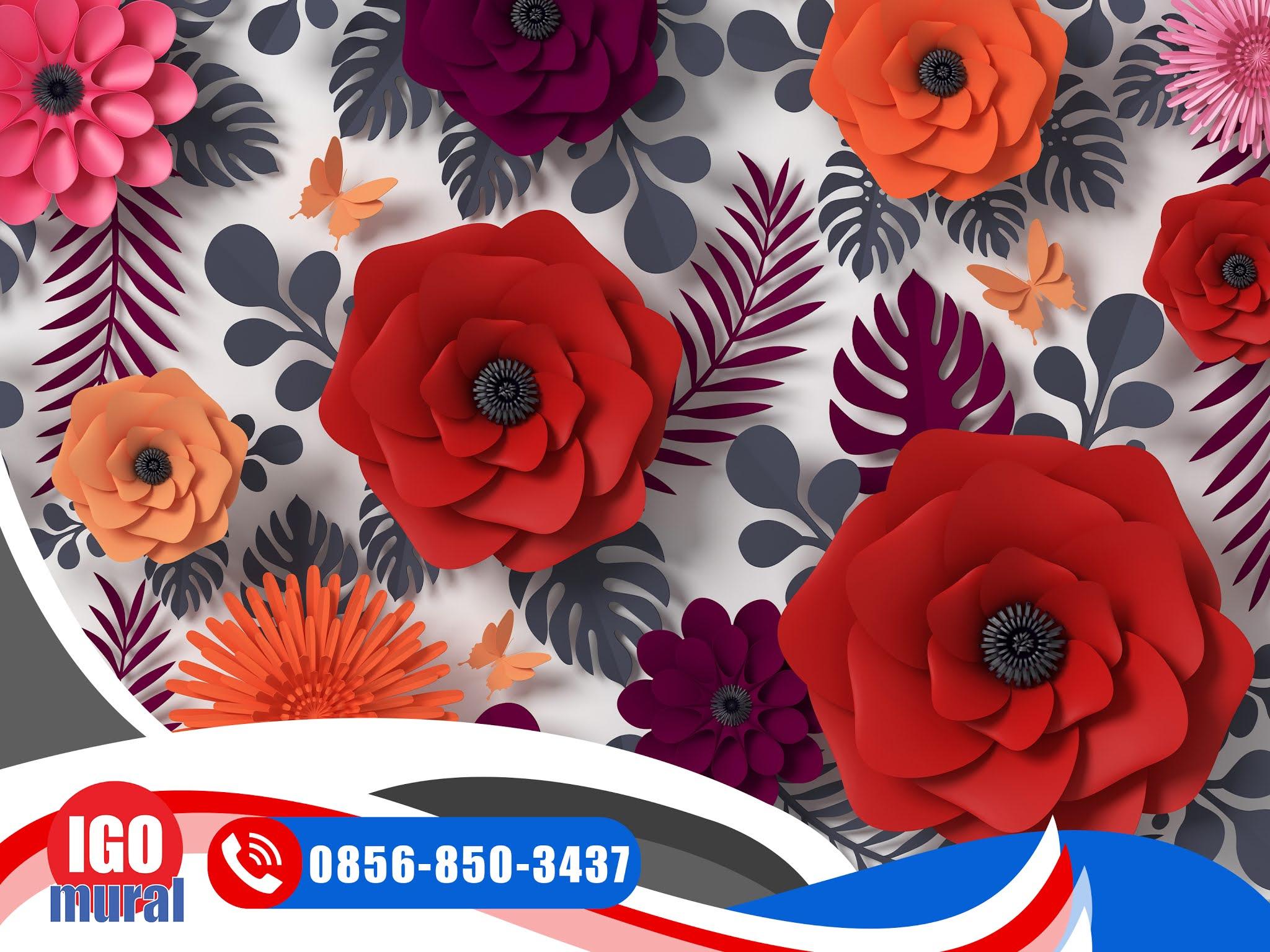 wallpaper custom bunga terbaik