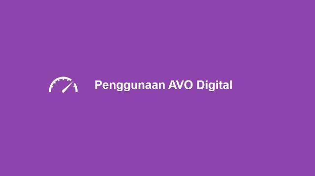 Penggunaan Multimeter Digital / AVO digital