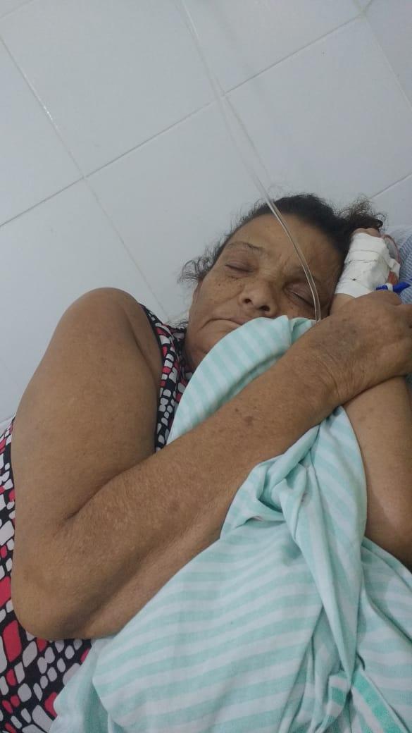 """Urgente: Lavradora """"Rosa do Sebastiãozin"""" falece aos 58 anos em Elesbão Veloso."""