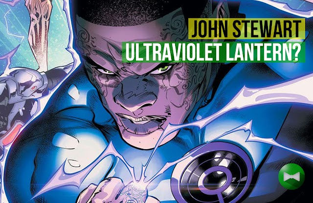 John Stewart - Ultraviolet Lantern?