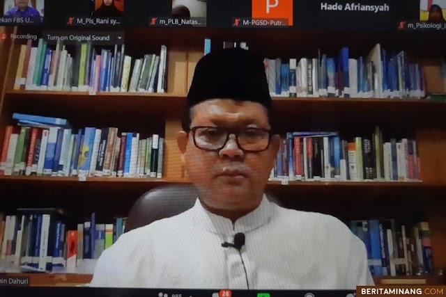 Ceramah Subuh Mubarakah,  Ustazd Prof Rokhmin Dahuri Tentang Peran Generasi Muda Membangun Peradaban DiEra Pandemi