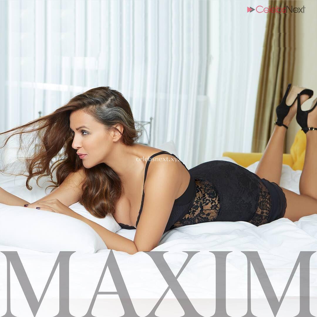 Neha Dhupia in lingerie Celebsnext Exclusive Pics