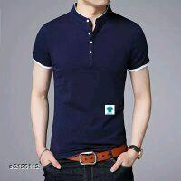 Essential Elegant Men's Cotton Printed T-Shirts