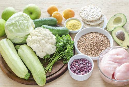 Ăn nhiều rau, bổ sung nhiều thực phẩm Axit Folic