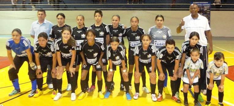 Itararé enfrenta Itapetininga pelas quartas de finais da Copa tv tem de Futsal  feminino 2f0cb806908ba